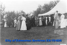 Bulyea's Lt.-Gov. Bulyea's Reception for Lord Strathcona