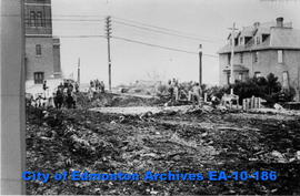 Edmonton Journal Construction