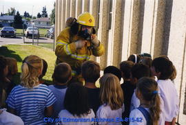 Emergency Response Department fire safety education program