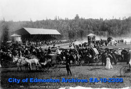 Edmonton Fair-General View