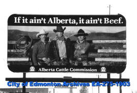 Sign - Alberta Cattle Commission