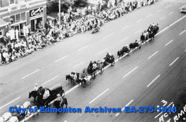 Parade - Edmonton Exhibition