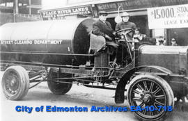 Street Cleaning Equipment-City of Edmonton