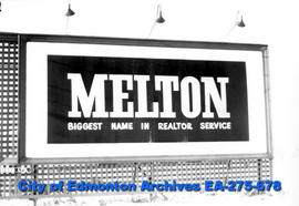 Sign - Melton Realty