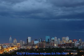 Storm Clouds At Night - Image 3 of 3