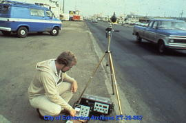 Noise pollution testing