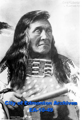 Chief Louison-Flatheads