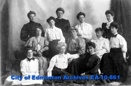 Edmonton Public Hospital Ladies Aid Society
