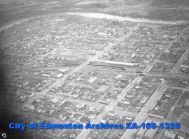 Aerial View - Downtown Edmonton