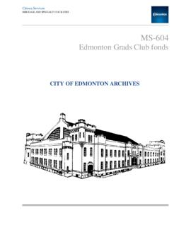Edmonton Grads Club fonds