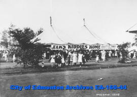 Edmonton Exhibition - Children's Day