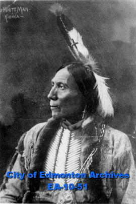 Chief White Man-Kiowa