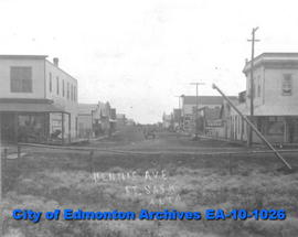 Fort Saskatchewan Dennis Avenue