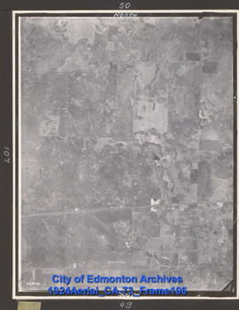 1924 Aerial Section 73, Frame 106