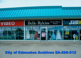 Belle Rykiss Bridal and Elegant Fashions