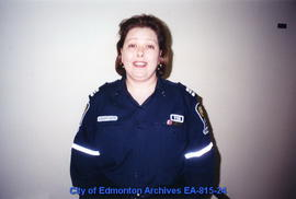 Barb Goulet, paramedic, Emergency Medical Services (EMS), Emergency Response Department