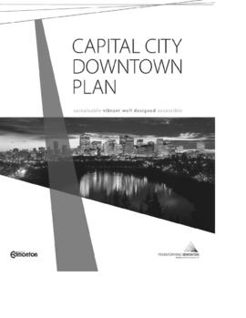 Bylaw 15200 - Capital City Downtown Plan Bylaw